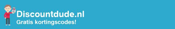 Kortingscode nodig? | DiscountDude.nl